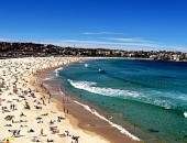 Cheap flights to Sydney: Bondi Beach