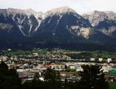 Innsbruck, mountains