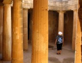 Cheap flights to Paphos: Tomb of the Kings