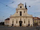 Brno, church