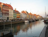 Cheap flights to Copenhagen: City Canal