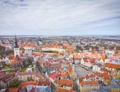 Estonia, city