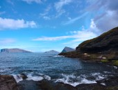 Faroe Islands, coast