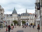 Angouleme, old town