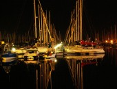 Brest, boats