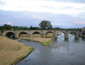 Carcassonne, bridge