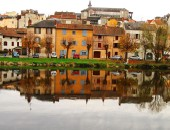 Limoges, reflection