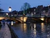 Strasbourg, bridge