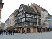 Strasbourg, timber