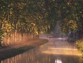 Cheap flights to Toulouse: Canal du Midi
