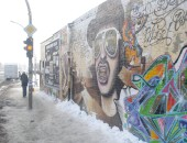 Berlin, East side gallery