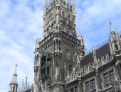 Munich, tower