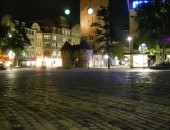 Nuremberg, night