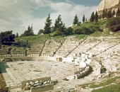 Athens, theatre of Dyonysus