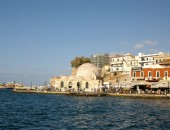 Chania, harbour