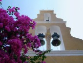 Corfu, bell tower