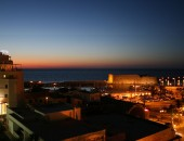 Heraklion, night