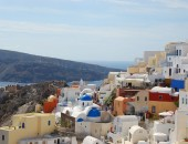 Cheap flights to Santorini: Oia