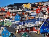 Greenland, houses