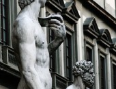 Cheap flights to Florence: Statues in Florence