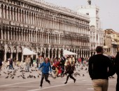 Cheap flights to Venice: Piazza San Marco