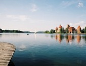 Lithuania, lake