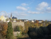 Luxembourg, view