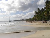 Martinique, beach