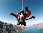 Auckland: Skydive