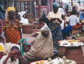 Cheap flights to Lagos: Lagos marketplace