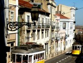 Cheap flights to Lisbon: Alfama