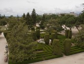 Cheap flights to Madrid: Botanical Gardens