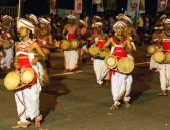 Colombo, drummers