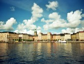 Stockholm, waterfront