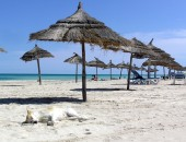 Tunisia, beach