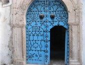 Tunisia, door