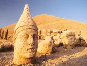 Turkey, Nemrut Dag