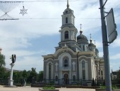 Donetsk, church
