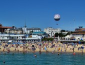 Bournemouth, beach