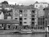 Exeter, quayside