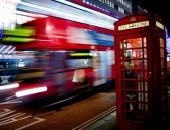 London, Telephone Booth