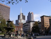 Boston, city