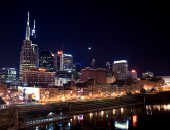Nashville, night