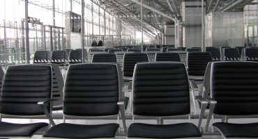 About to depart? Save your money and sleep at the airport!
