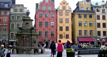 £26? Stockholm's never been cheaper!
