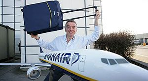 Ryanair launches its luggage line