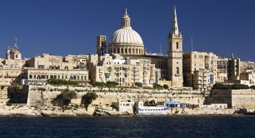 Making merry in Malta for £60!