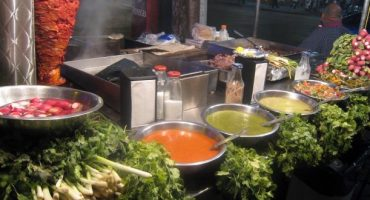 Where it's good: street food from around the world