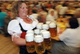 Gäubodenvolksfest: a celebration of beer