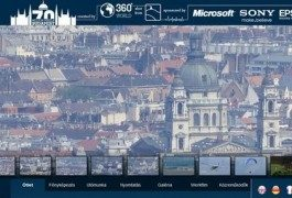 The biggest photo in the world: Budapest in 70 gigapixels